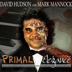David Hudson - Primal Elegance Music CD