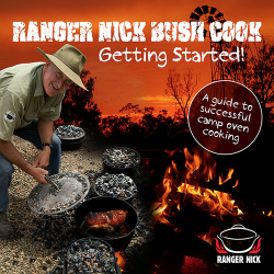 Ranger Nick Bush Cook - Getting Started DVD