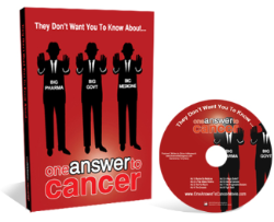 Elaine Hollingsworth - One Answer to Cancer DVD