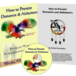Bobby Runningfox - How to prevent Dementia & Alzheimers Audio CD