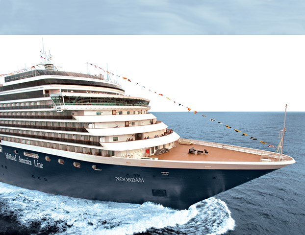 Holland America Cruise New Zealand
