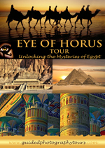 Eye of Horus Egypt Tour