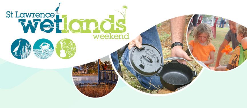 Wetlands Weekend with Ranger Nick