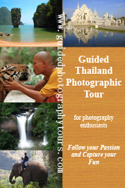 Guided Photography Tour - Thailand Adventure